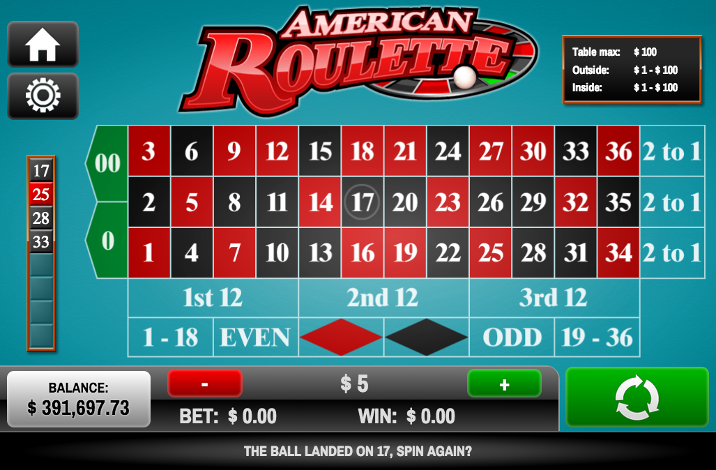 Play Premier Roulette For Free Today