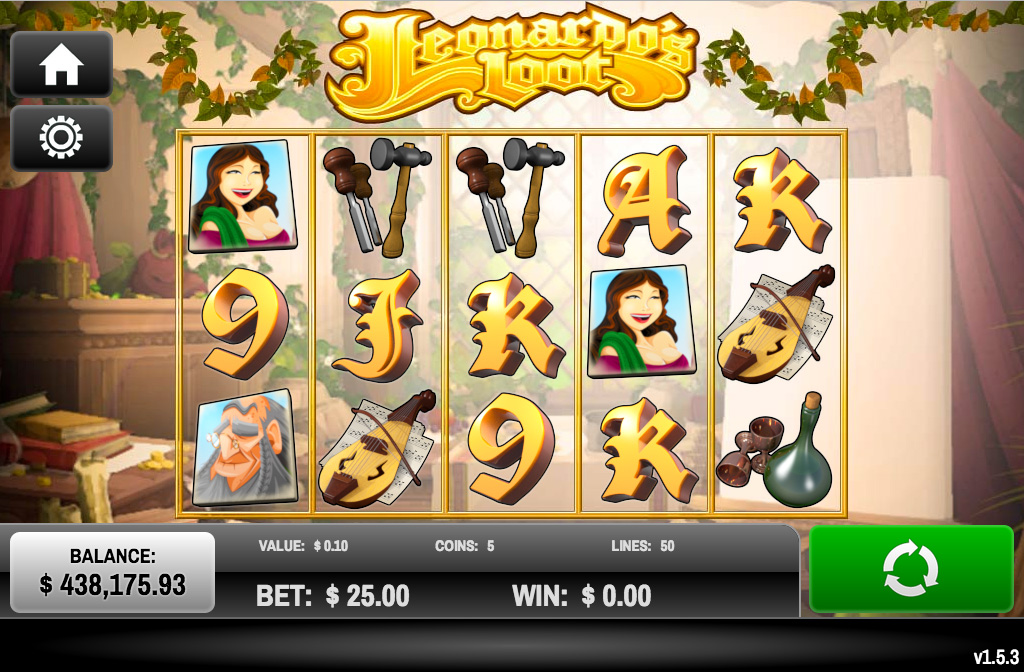 Spiele LeonardoS Loot - Video Slots Online