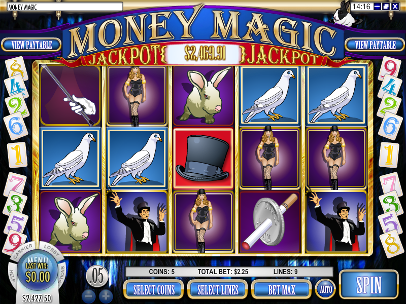 Money Magic Game