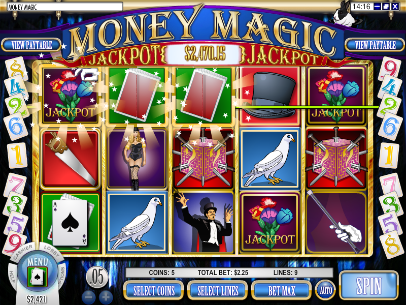 Money Magic Game