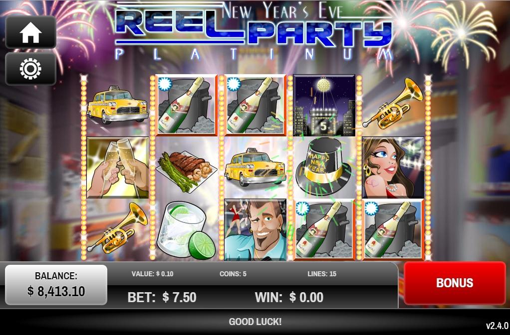 Platinum Casino Login