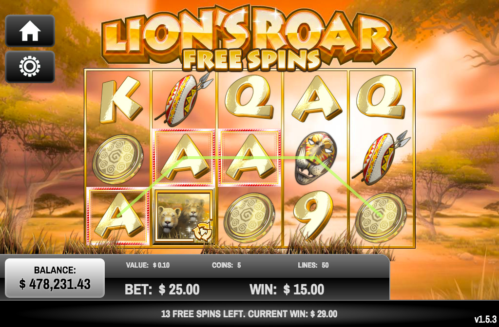 Get slots free spins