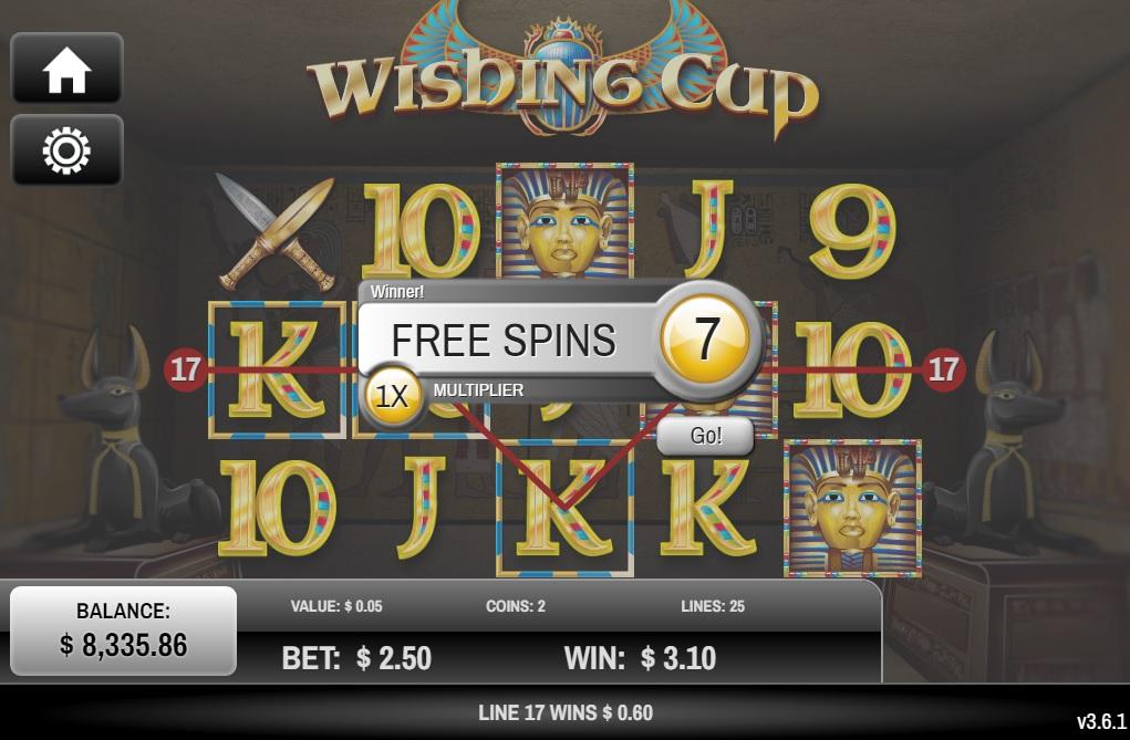 Wishing Cup New Slot